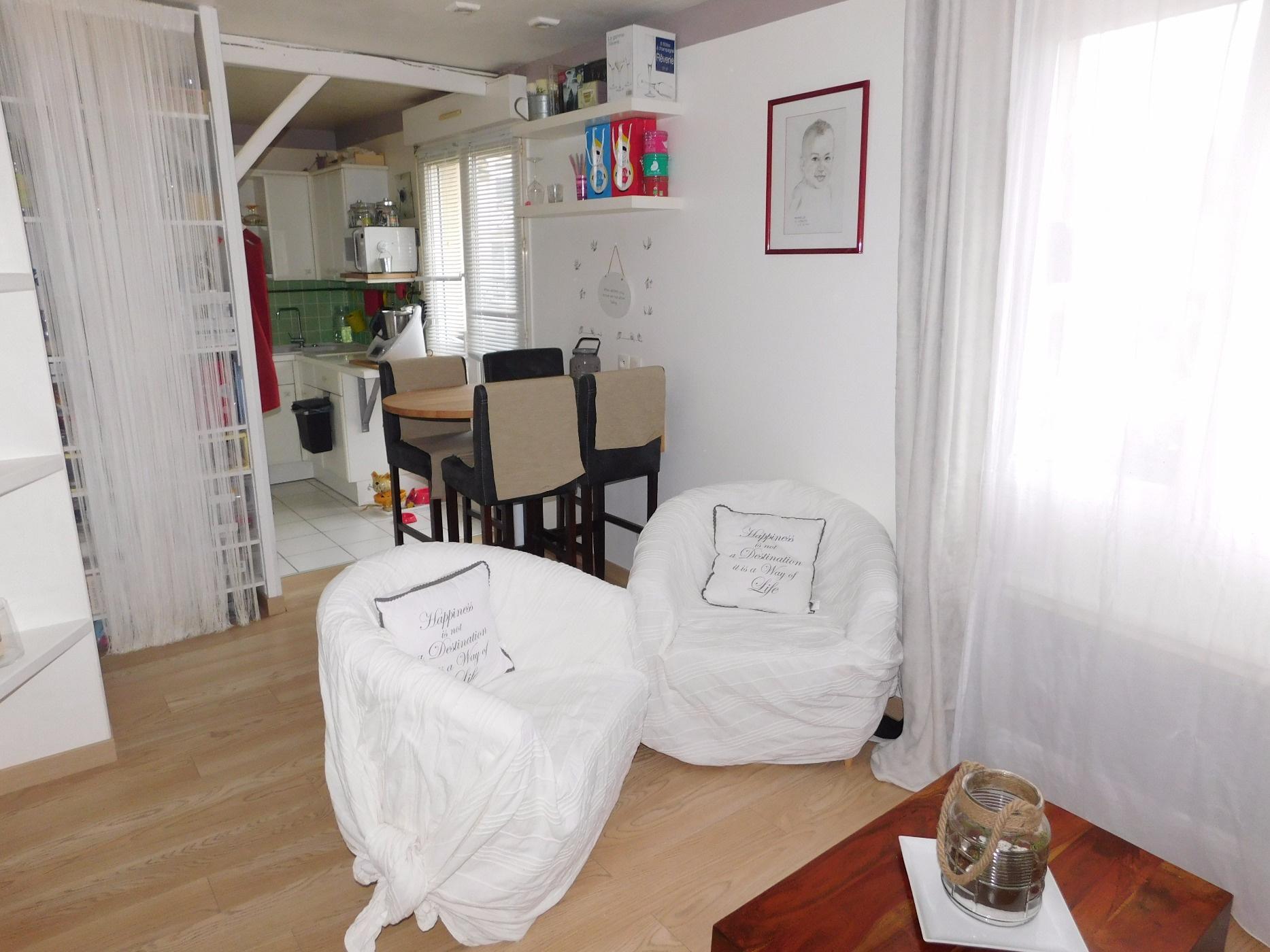 Offres de vente Appartement Saint-Germain-de-la-Grange 78640