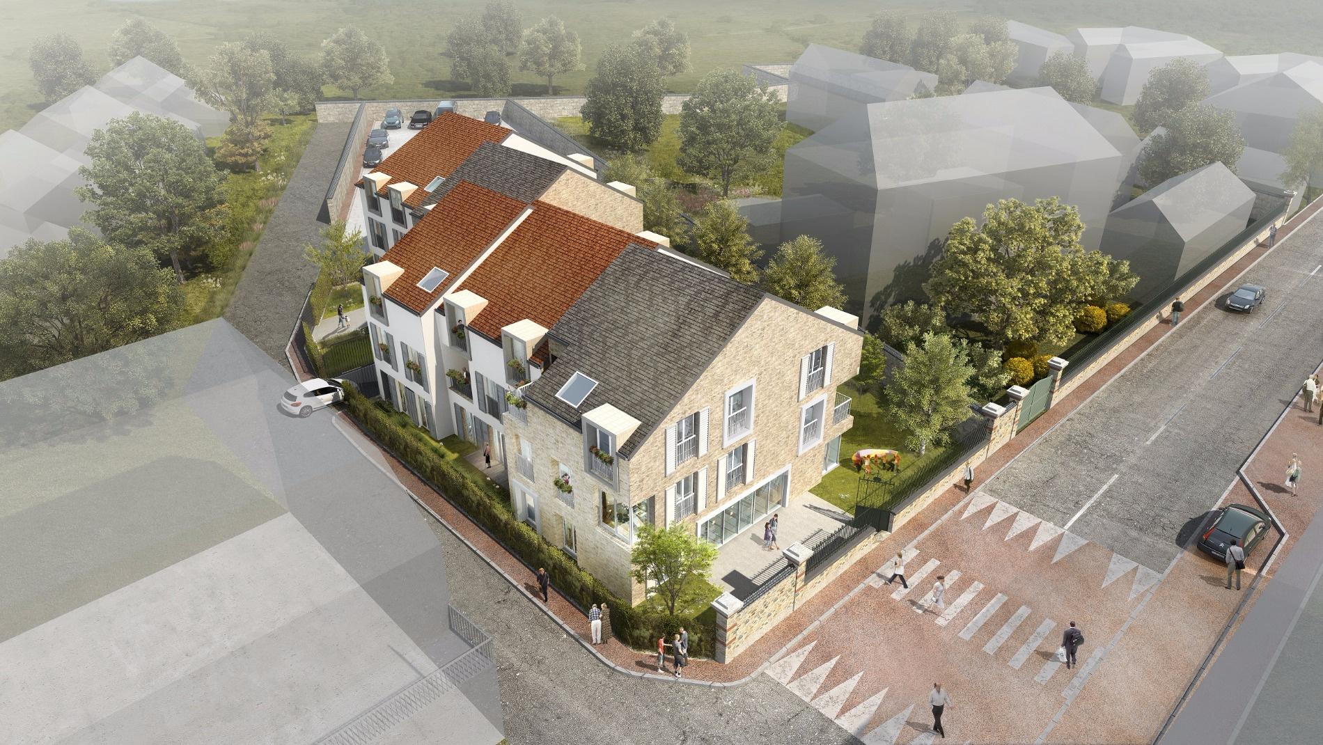 Offres de vente Appartement Neauphle-le-Château 78640